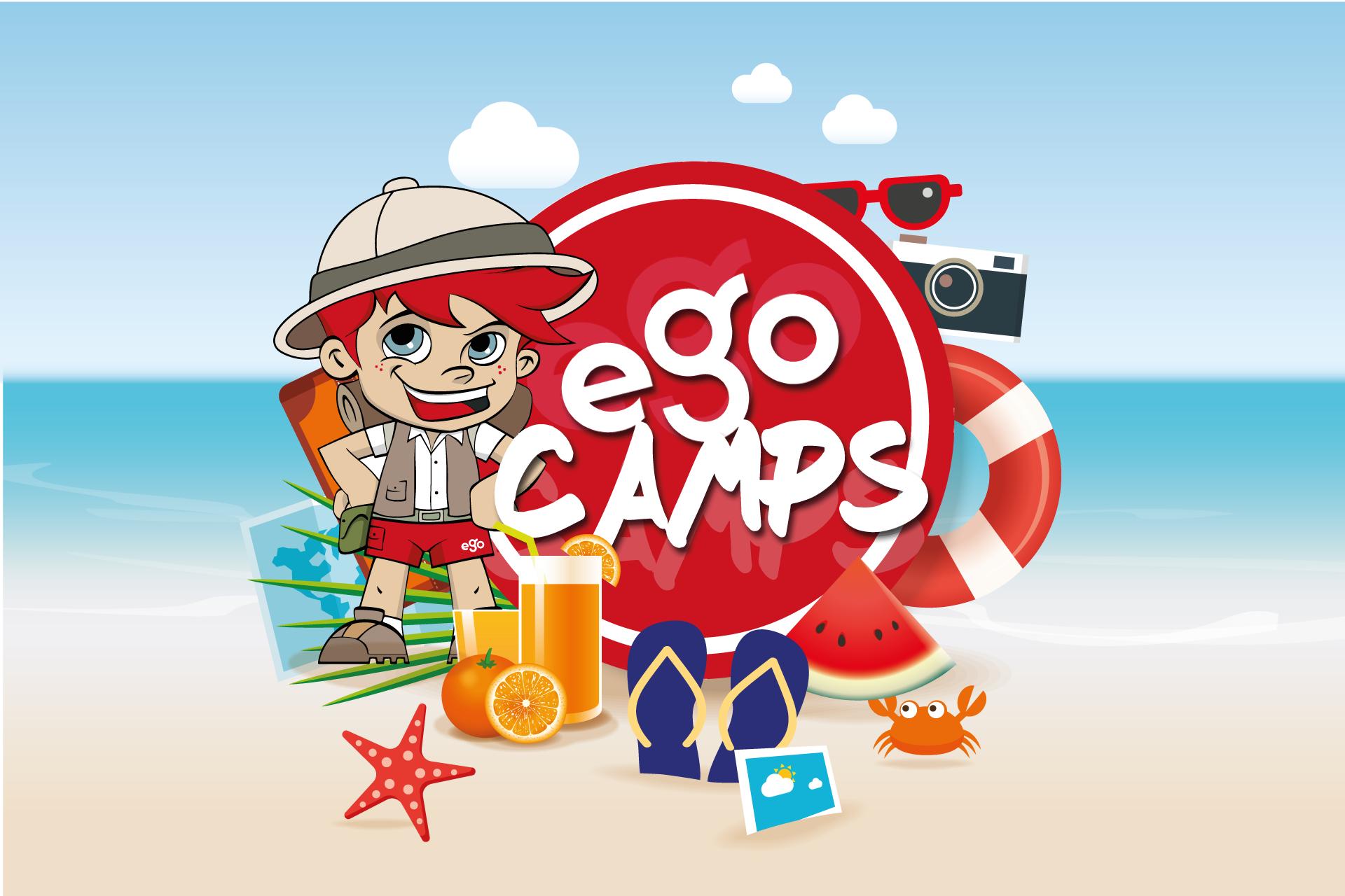 VIVE EL VERANO EGO SUMMER CAMP